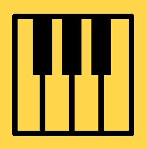 Logistik Klavier